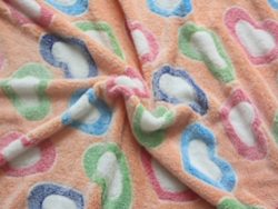 珊瑚绒布料